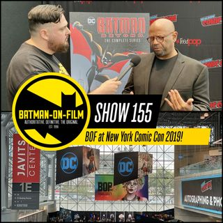 155 | BOF at New York Comic Con 2019!