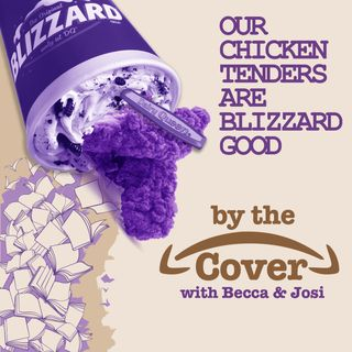 Our Chicken Tenders are Blizzard Good