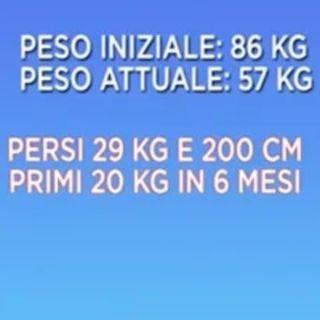 GIOVANNA DE GENNARO 🔥 PERSI 29 KG E 200 CM DI CUI I PRIMI 20 KG IN 6 MESI! 💪 VIVERESNELLA