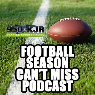 950 KJR's Football Can't Miss Podcast