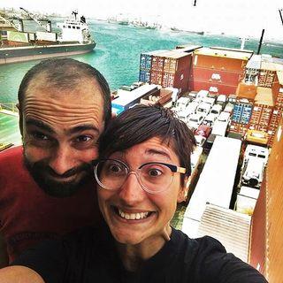 [OUTTAKES] Cosa vuol dire viaggiare con lentezza? Rispondono Rita e Stefano collaboratori di VCL