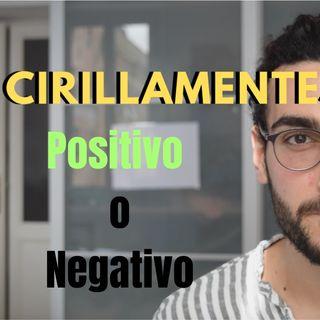 Positivo o negativo?