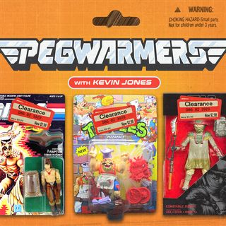 Masters of the Universe Dollar Store Finds - #5 Pegwarmers