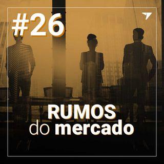 Rumos do Mercado #26 | Tendências de juros no Brasil e o futuro da Bolsa de Valores