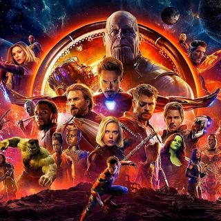 Avengers Infinity War - SPOILER ALERT - Recensione - Review - Commento al Film - MARVEL - MCU - Marvel Cinematic Universe