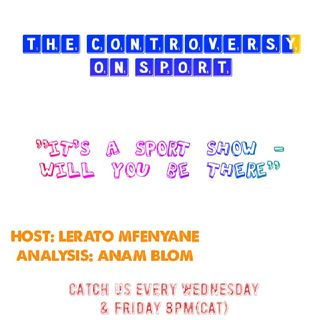 The Controversy On Sport: Wednesday Edition