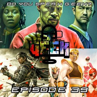 Episode 39 (Ghost of Tsushima, Project Power, Ubisoft Forward, NBC Universal and more)