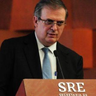 Marcelo Ebrard, responde a The Economist