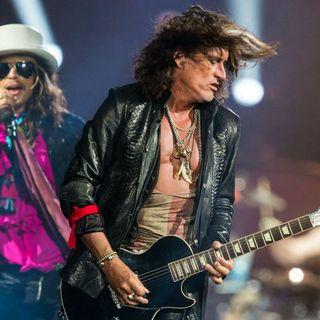 Joe Perry Talks About Aerosmith's Blue Army