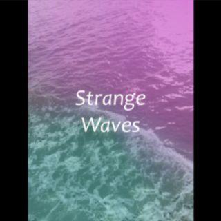 Strange Waves S1E1 W/ Priest (to be) Ben