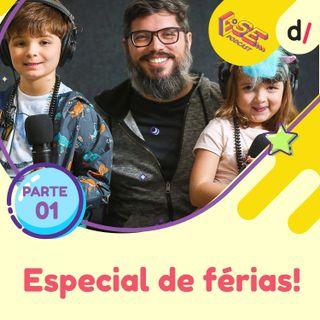 ESPECIAL DE FÉRIAS - PARTE 01