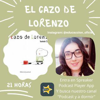 69. El cazo de Lorenzo. Teresa Ruiz.