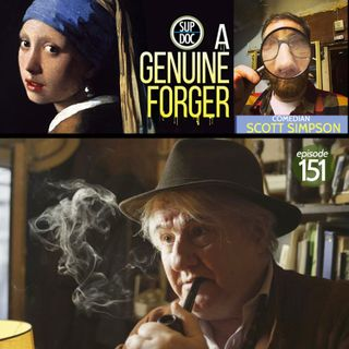 151 - A GENUINE FORGER w Scott Simpson