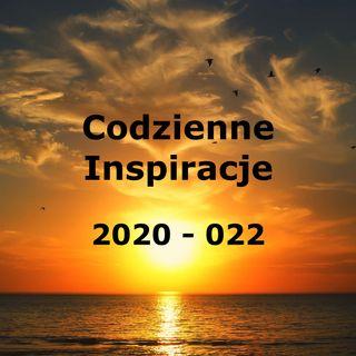 20022 - Radość z tego jaki jesteś teraz