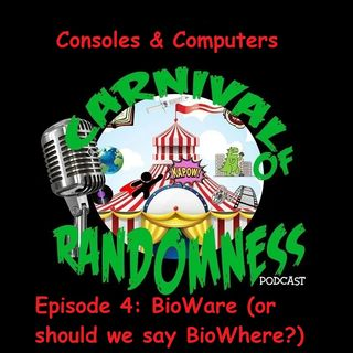 Consoles & Computers Episode 4: BioWare (or should we say BioWhere?)