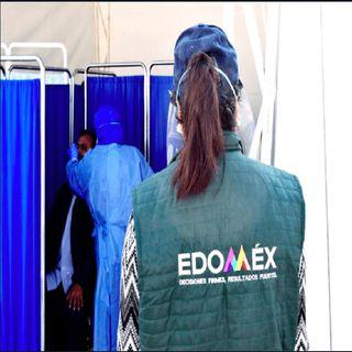 Edomex, instala 21 módulos para realizar pruebas rápidas de Covid-19