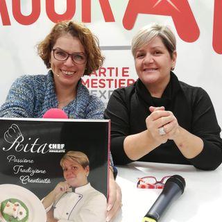 In diretta dalla Fiera di Roma con Rita Chef