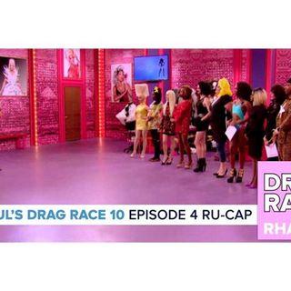 RuPaul's Drag Race Season 10 | Episode 4 Ru-Cap