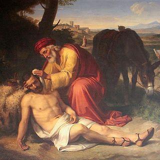 103 - Il buon Samaritano