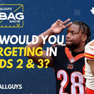 Who should you draft in the 2nd and 3rd rounds? | Fantasy Football 2021
