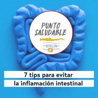 Flora Intestintal | Punto Saludable y 7 tips para evitar la inflamación