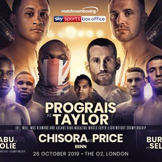 Big Fight Announcement! David Price Will Fight Dereck (War) Chisora On Big London Card On 26th Of October Live On Sky Sport's Box Office!!