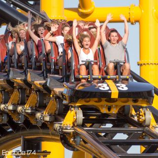 Barry's Pennsylvania Trip to Hersheypark, Kennywood and more