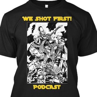 "Star Wars Saga. ed.""We SHOT FIRST!"" S2 Ep.12 ""A 'Merricks' Tale"""