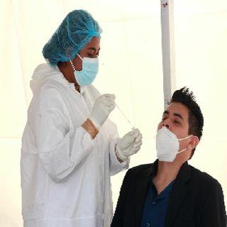 Preparan brigadas de vacunación contra covid a personal medico