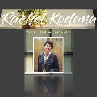 Rachel Kodanaz Finding Peace..