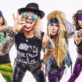 Heavy Metal Rules with STEEL PANTHER