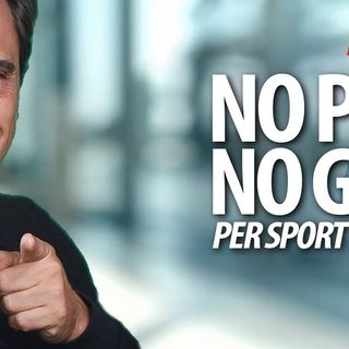 No Pain, No Gain? La fatica nello sport