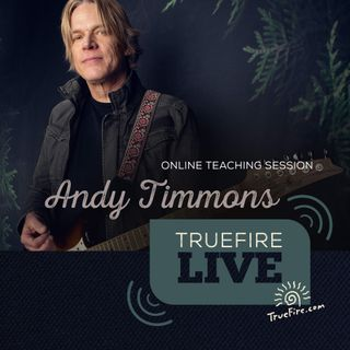 Andy Timmons - Guitar Lessons, Q&A, and Performances