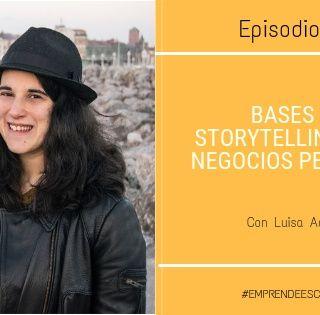 Storytelling para negocios pequeños: las bases