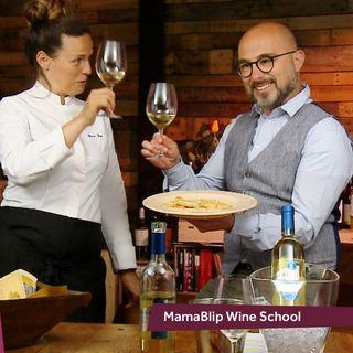 Pinot Grigio   Garda Doc Wines paired with Raviolo   Wine Pairing with Filippo Bartolotta