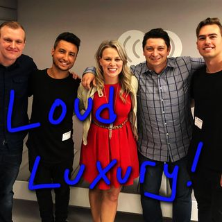 Loud Luxury on living that DJ life!