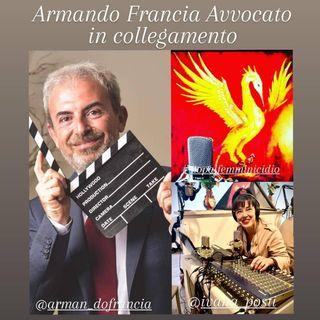 Buongiorno Avvocato - Il delirio di gelosia assolve il femminicidio ... con Armando Francia Avvocato