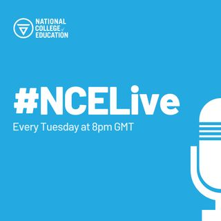 #NCE Live No 1 - with Andy Buck - Leading in uncertain times