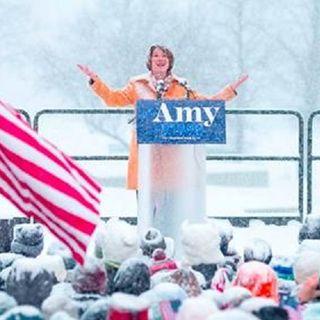 Amy Klobuchar of the Mississippi
