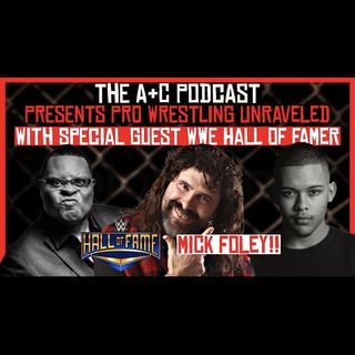 WWE Hall of Famer Mick Foley! Watch as He Surprises The Host of Autism Rocks and rolls Sam Mitchell!