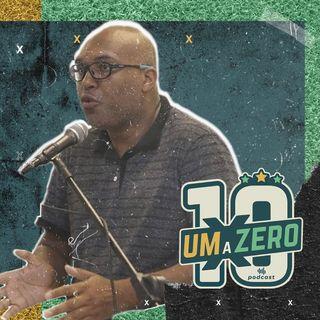 LC Jr da TV Palmeiras | Um a Zero Podcast #3