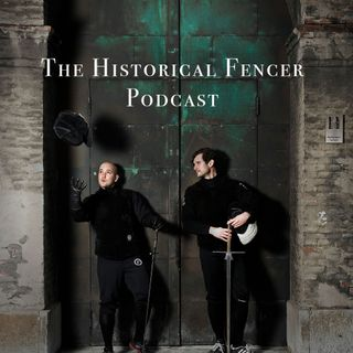 Ep 10 – Samuel Spånberger on fencing, character, life and building catapults