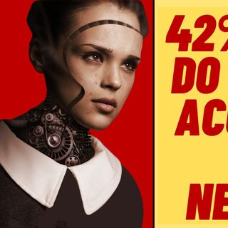 42% Say They Would Do A Robot