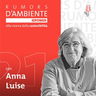 Anna Luise – Le minacce della desertificazione