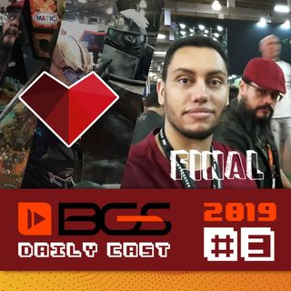 1UP Drops #81- BGS 2019 Daily Cast 3