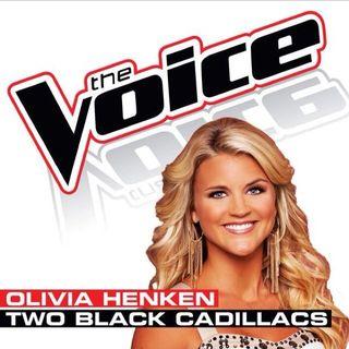 "Olivia Henken of NBC's ""THE VOICE"""