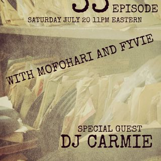 112 THE 33 1/3 EPISODE - DJ Carmie