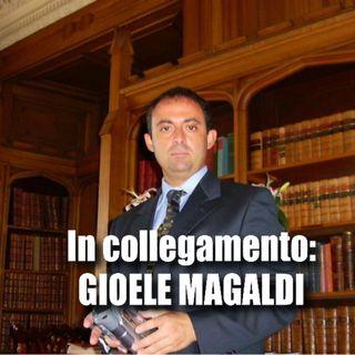 Gioele Magaldi Racconta, puntata 39 (Polpetta avvelenata per Salvini 15-07-2019)