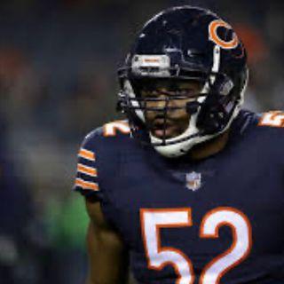 Episode 53 - Chicago Bears vs Oakland Raiders pregame breakdown