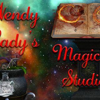 Wendy's Magickal Studies
